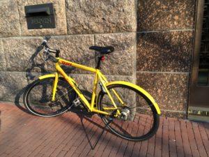 DHL fiets Bram Sniekers