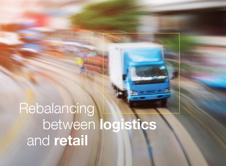 E-commerce is changing the landscape in logistics real estate