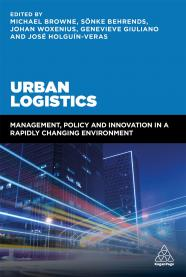urban logistics book 2018 koganpage
