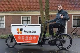 feenstra cargo bike
